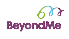 logo and link for beyondme.org