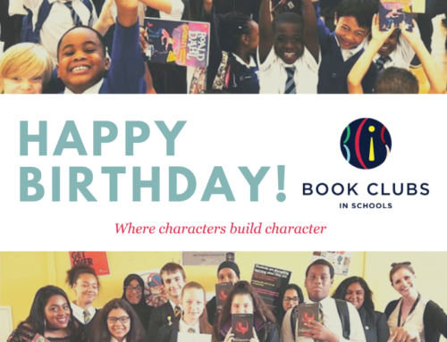 Book Clubs in Schools Celebrates Its 5th Birthday