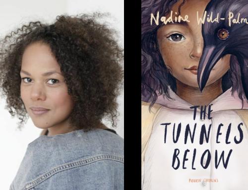 Author Q&A – Nadine Wild-Palmer
