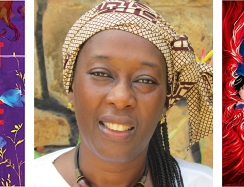 Author Q&A – Yaba Badoe