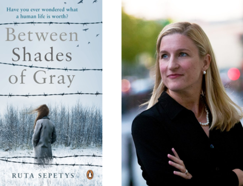 Author Q&A – Ruta Sepetys