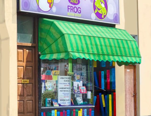 #IndieSpotlight: Chicken and Frog Bookshop