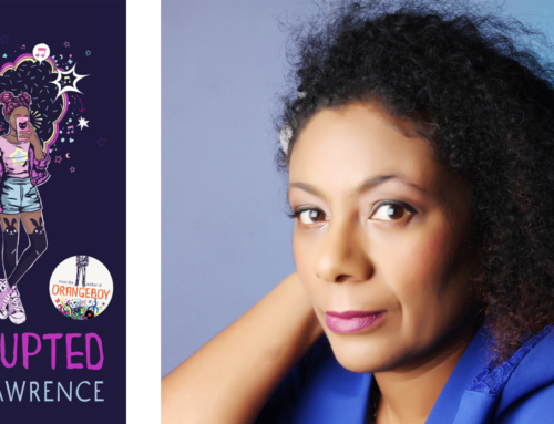 Author Q&A – Patrice Lawrence