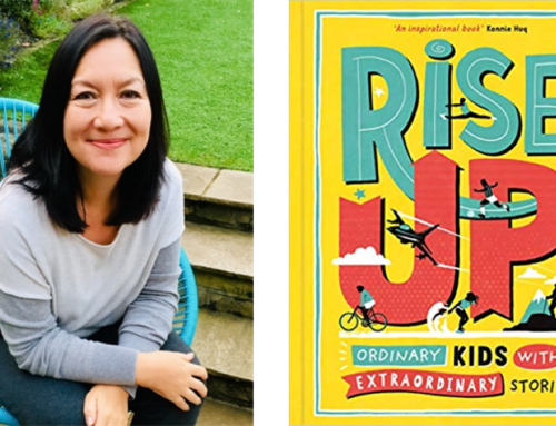 Author Q&A – Amanda Li