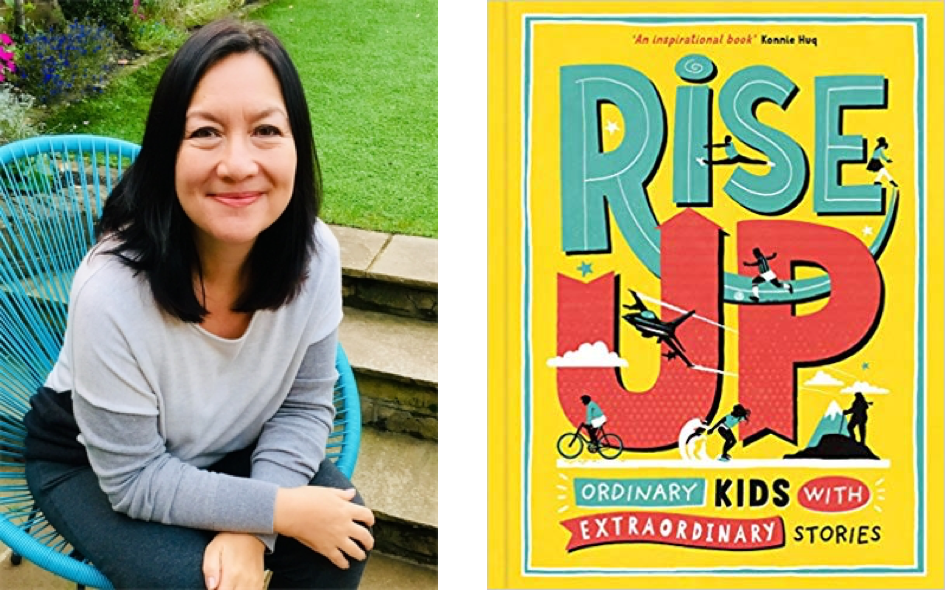 Author QA Amanda Li Rise Up