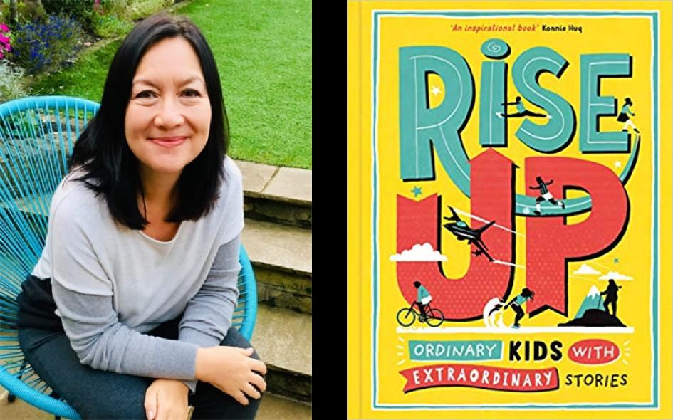 Author QA Amanda Li Rise Up