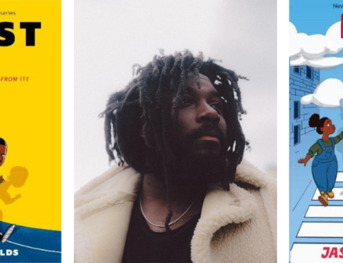 Author Q&A – Jason Reynolds