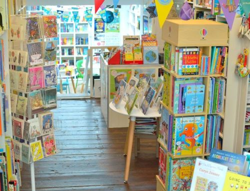 #IndieSpotlight: The Alligator's Mouth Bookshop