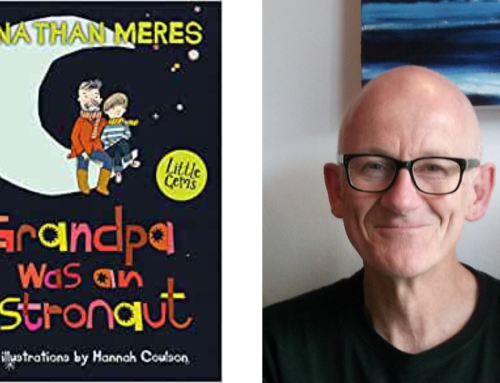 Author Q&A – Jonathan Meres