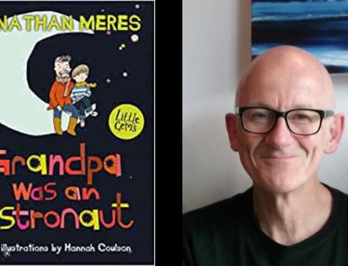 Author Q&A – Jonathan Meres