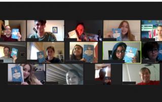 Zoom book club