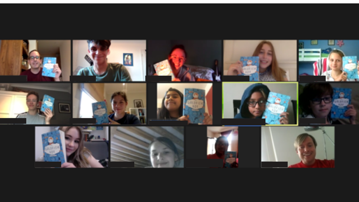 Zoom book club