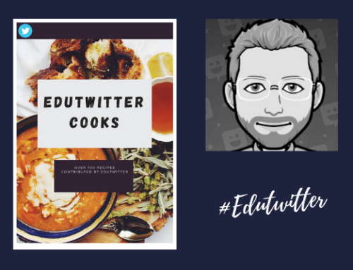 Deputy Grocott on Edutwitter, childrens books and Edutwitter Cooks