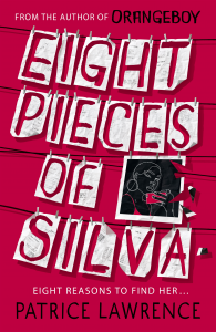 Eight Pieces of Silva book