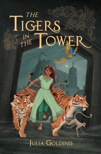 Tigers in the Tower book