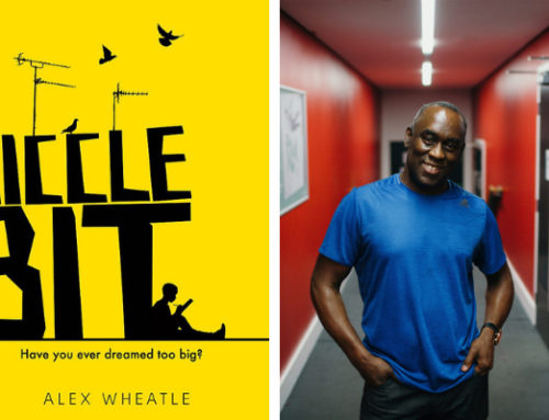 Author Q&A – Alex Wheatle