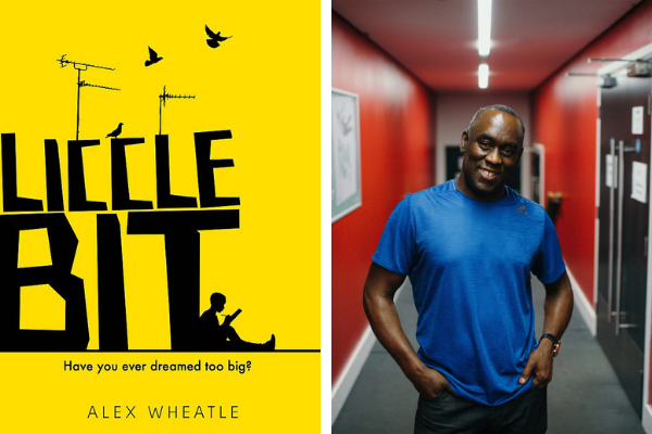 Alex Wheatle Q&A Liccle Bit
