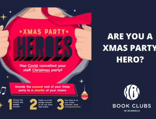Be a Xmas Party Hero