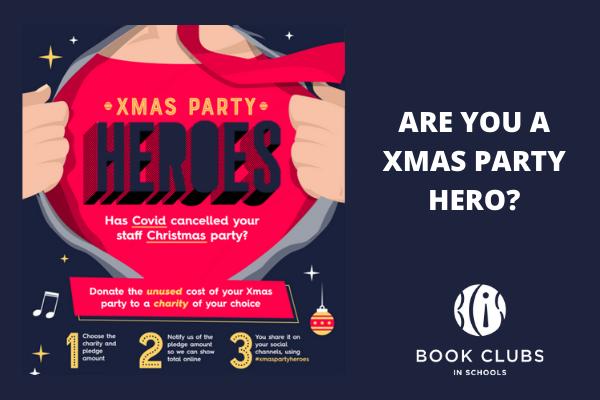 xmas party hero charity