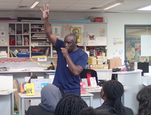 Book Clubs in Schools announces Alex Wheatle MBE as its patron