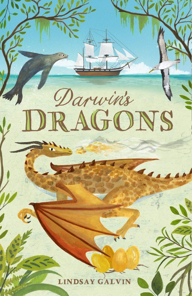 Darwin's Dragons book