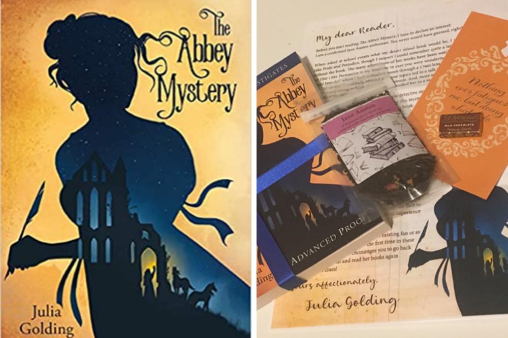 Jane Austen Investiagtes blog