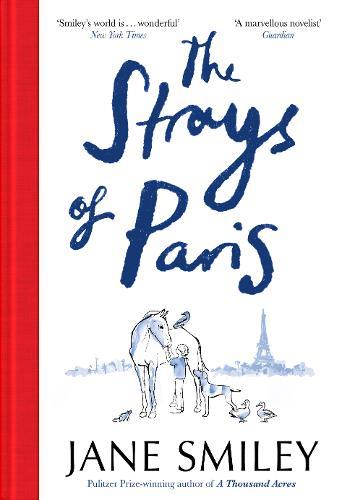 The Strays of Paris book