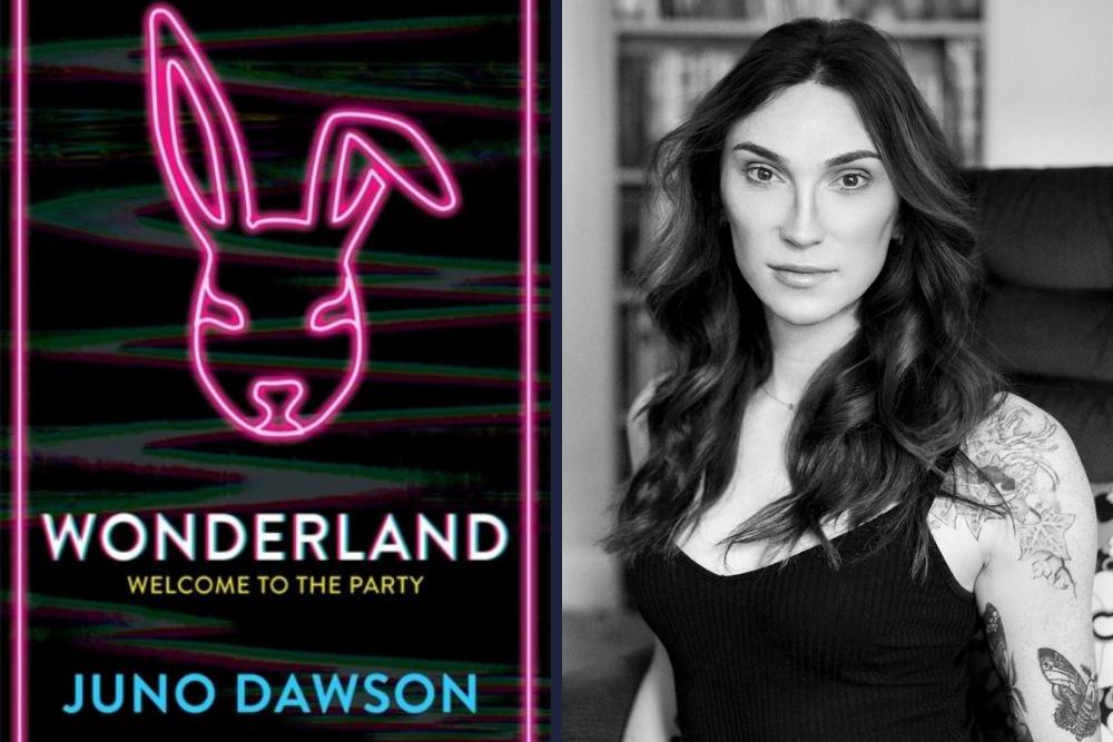 Wonderland by Juno Dawson book review