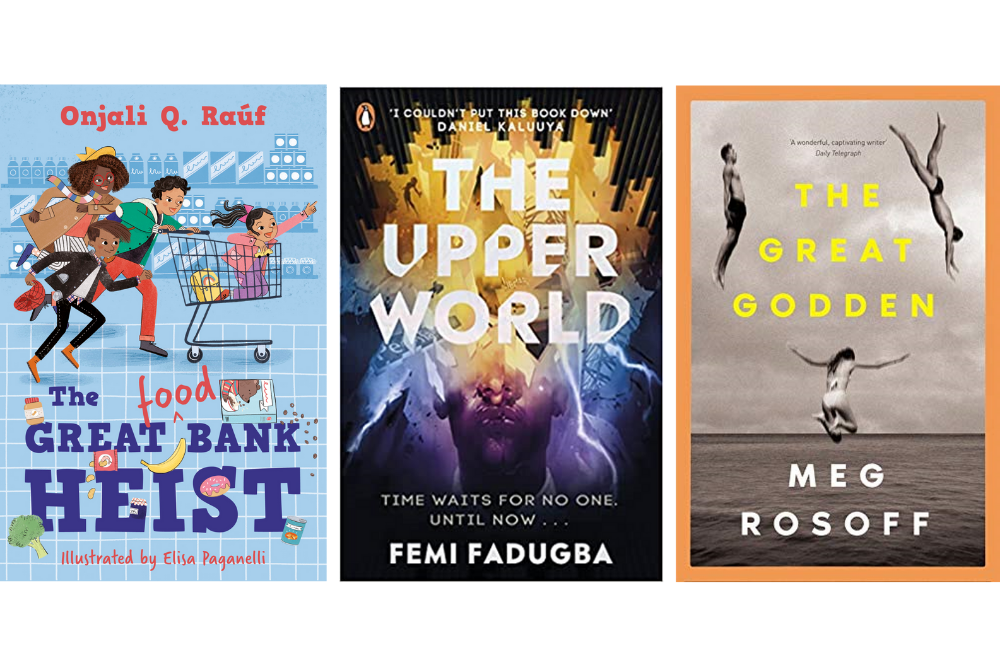 What to read now reviews Rauf, Fadugba, Rosoff