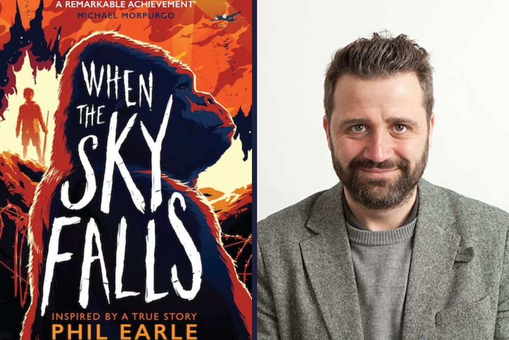 When The Skys Falls by Phil Earle book review